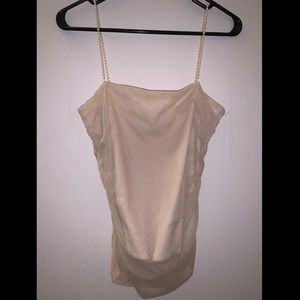 Dressy Tank top. Perfect condition.